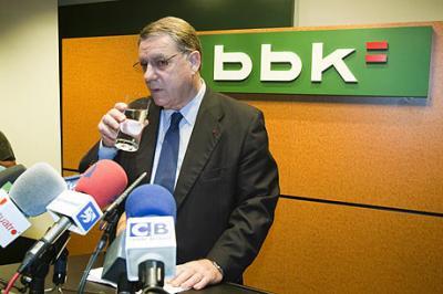 "El hombre que olvidó la ""K"" de la BBK se va (Agur eta beti arte Xabier de Iralari)"